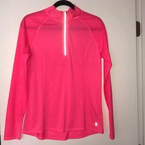 Hot Pink Danskin Athletic Top